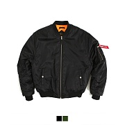 어커버 [MA-1 6oz] Shirring Padding Jacket
