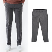 [스트라이크]Fall Basic Slacks (Gray)