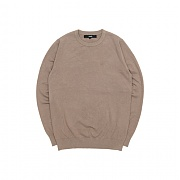 Vastic Basic Angora Knit_Brown