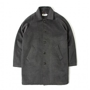 SP EDDIE RAGLAN COAT-GRAY