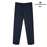 [어썸이미지네이션]AWESOME DENIM PINTUCK WIDE PANTS Dark-Blue