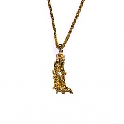 디자인바이티에스에스Design By TSS ST LAZARUS Necklace (GOLD)