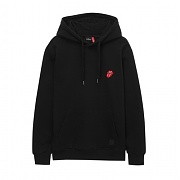 브라바도 THE ROLLING STONES CLASSIC TONGUE EMB HOODIE 2