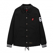 브라바도 THE ROLLING STONES IORR COACH JACKET BK
