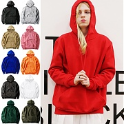 [dasoul] classic fit hoodie - 11color