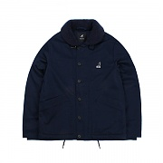 캉골 Basic Deck Jacket 8501 Navy