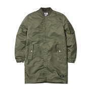 위에스씨 (G4)Reese(men′s jackets.deep lichen green)