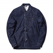 위에스씨 (G4)Eagle(men′s jackets.Blue rinse)