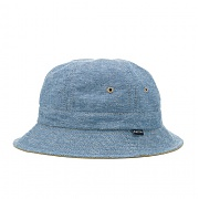 브릭스톤 BRIXTON BANKS BUCKET HAT (LIGHT BLUE)