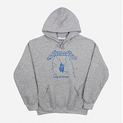 락아메리카 ROCK PULLOVER (METALLICA BLUE)
