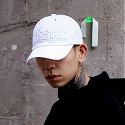 [NYPM] NASTY SEEK CAP (WHT)
