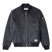 SP MAXWELL SHEARLING MA1 JKT-NAVY