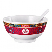 슈프림 SUPREME 16FW LONGEVITY SOUP SET (WHITE)