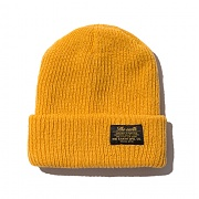 [디얼스]THE EARTH - OG BEANIE - MUSTARD 비니 모자