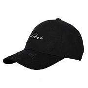 [모티패스트] Motifest - Garments Script Cap  Distressed Ver.(Black)