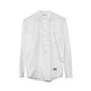 CONVOY pullover shirt - white