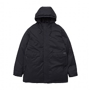 브라운브레스 OCCUR LONG PARKA - BLACK