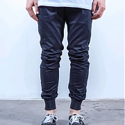 러스틱다임 RUSTIC DIME JOGGER FIT STRETCH TWILL (BLACK)