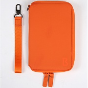 DAILY PASSPORT CASE_ORANGE 여권 지갑 케이스