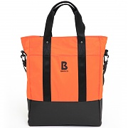 URBANE CROSS & TOTE BAG_ORANGE_L 크로스백 토트백