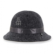 [47brand] DODGERS BLACK RIVIERA BUCKET BUCKET SIX PANEL/MLB