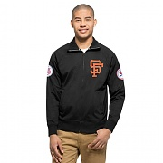 47brand SAN FRANCISCO GIANTS BLACK FULL ZIP MENS/MLB
