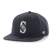 [47brand] SEATTLE MARINERS NAVY SURE SHOT 47 CAPTAIN WOOL/MLB모자