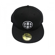 HUF CIRCLE H DBC NEW ERA [3] (BLACK)