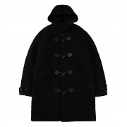 캉골 Tailored Wool Coat 6501 Navy