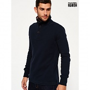 [SUPERDRY] (남) BASTILLE HENLEY 0SD64MCL01