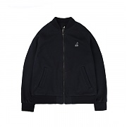 캉골 Basic Zip Jacket 9533 Navy
