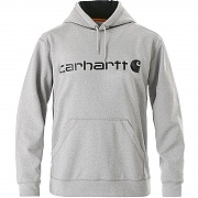 칼하트 시그니쳐 그래픽 후드 (Carhartt Force Extremes™ Signature Graphic Hooded Sweatshirt Asphalt Heather/Black)
