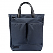 [노아트] SWEED 2-POCKET TOTE BAG (Navy)