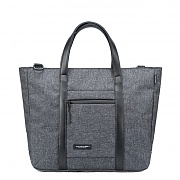 [노아트] SWEED LINE TOTE BAG (Gray)