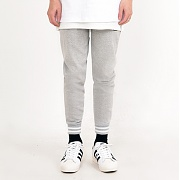 JHONNY WEST - Run Track Jogger Pants (Gray)