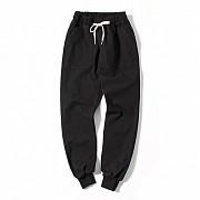 제로 Fatigue Jogger Pants (Black)