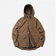 프리즘웍스 M47 Mountain field parka _ camel