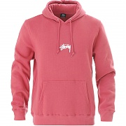 스투시 HD 스탁 후드 살몬 (STUSSY HD STOCK HOOD SALMON)