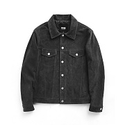 어반스터프(USF) SUEDE JACKET BLACK