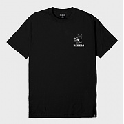 REBEL8 PROPER FUCKED TEE (BLACK)