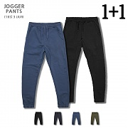 [로로팝] ★1+1★ Pitch [16s] 3 JJURI OVER JOGGER PANTS 조거팬츠