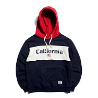 (단독가)세인트페인 SP 17S CALIFORNIA HOOD LS-NAVY