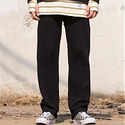 덕다이브 DUCKDIVE R.O.B.Z pants_BLACK