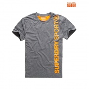 SUPERDRY (남) GYM BASE LOGO RUNNER TEE 0SD71MJT01