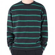 티알마크 OVERSIZE STRIPE MTM GREEN