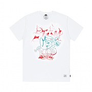 스티그마 STIGMA RABBIT T-SHIRTS WHITE