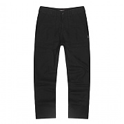 레이든 REVERSED TWILL FATIGUE PANTS-BLACK