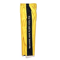 [비에스래빗] Modern Line track pants_Yellow