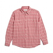 세인트페인 SP 17S CHEKC SHIRTS TYPE C-RED
