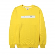 리오그램 Reogram Line Sweatshirts yellow (B6)